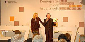Demografie Kongress Berlin / Pixel Painting